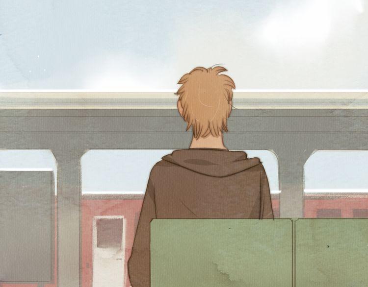 连载《最喜欢你的那十年》第23话 他的回归