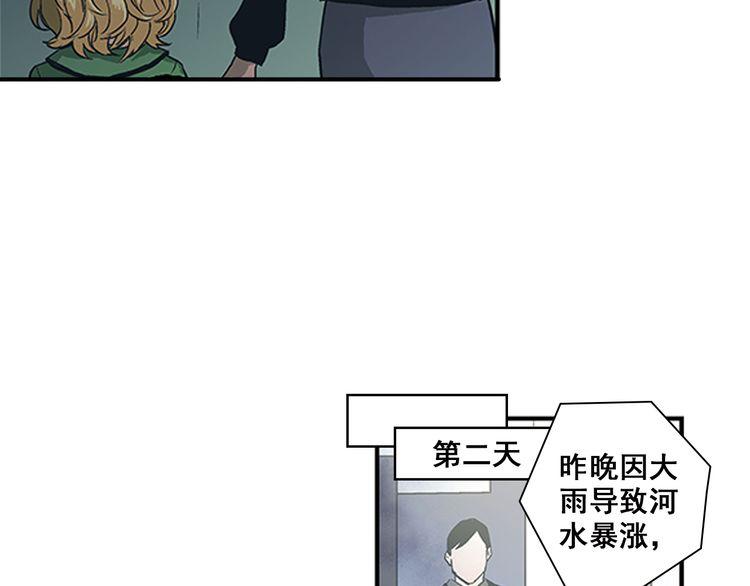 连载《渡灵guarding》第44话 苏涵身边的人都会倒霉?