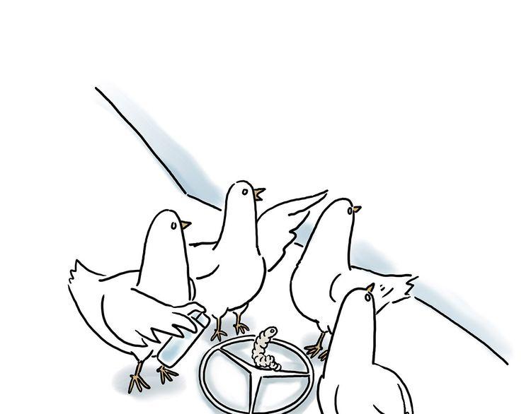 零食盒子卡通简笔画内容图片展示